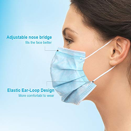 ..// Comix Disposable Face-mask With 3-ply (non Sterile) Procedural-masks, L70
