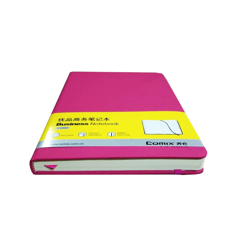 Comix Notebooks A5 C5902 Pink