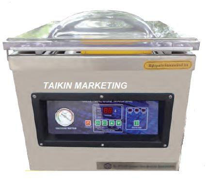 Commercial Vacuum Sealing Machine Sealer 1.6KW Stainless Steel