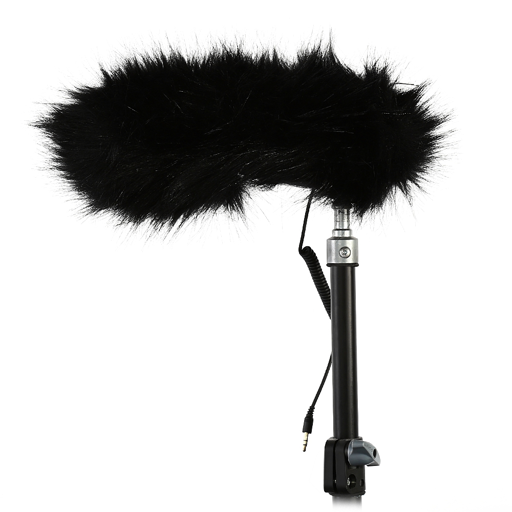 COMMLITE CVM V30 PHOTOGRAPHY INTERVIEW SHOTGUN RECORDING MIC MICROPHON..