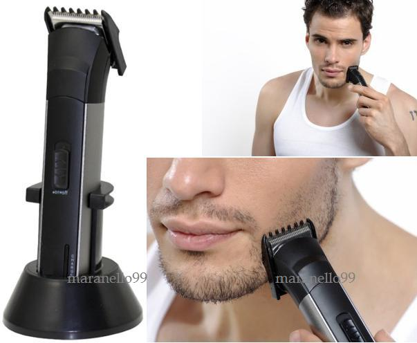 Compact Nova NHC-2599 Smart Rechargeable Hair/Beard Trimmer Full Set