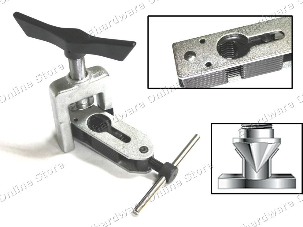 Compact Universal Adjustable Flaring Tool 3/16'-5/8' (4.7-16mm) (PM525