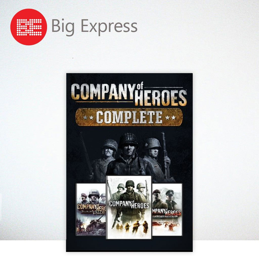 Company Of Heroes Complete Edition End 5 4 2021 10 10 Pm