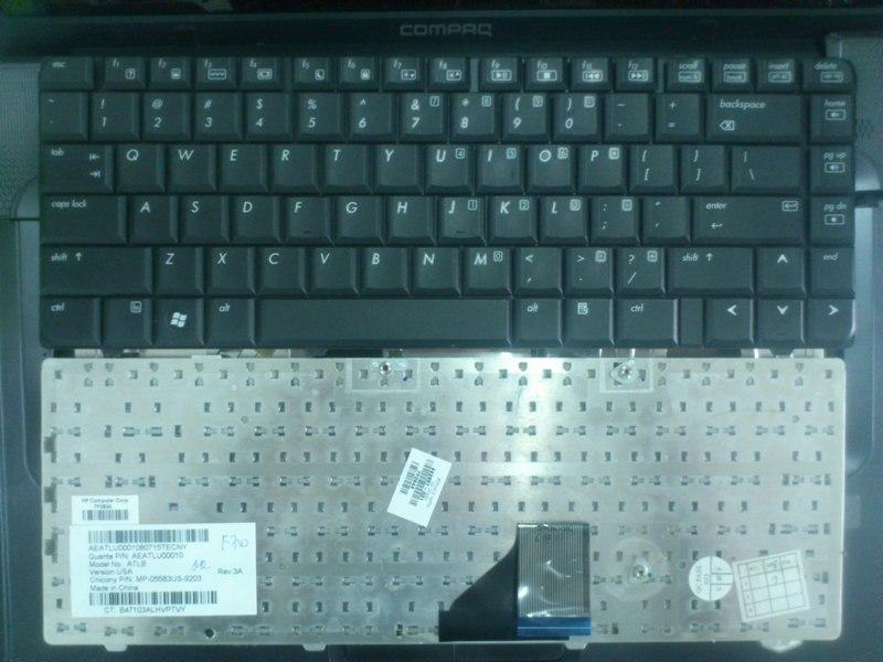 Compaq Presario F700 Notebook Keyboard 030813