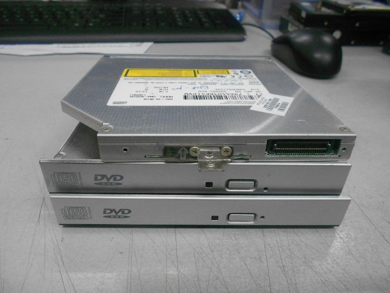 Compaq V2000 Notebook DVD Combo Drive 210313