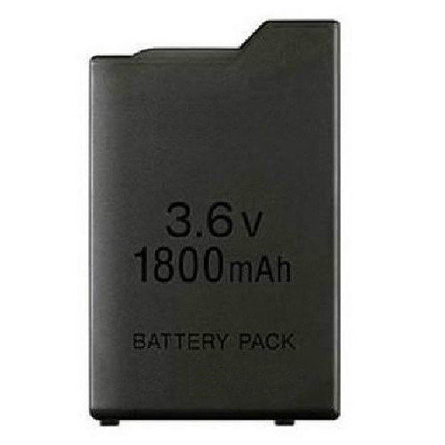 COMPATIBLE 1800MAH PSP BATTERY PACK FOR PSP 1000