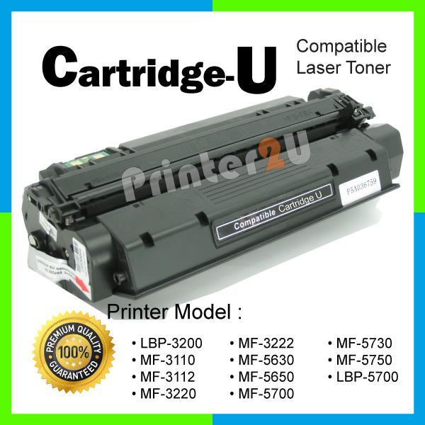 Compatible Canon Cartridge U LBP5700 LBP 5700 MF-5630 5730 5750 5770