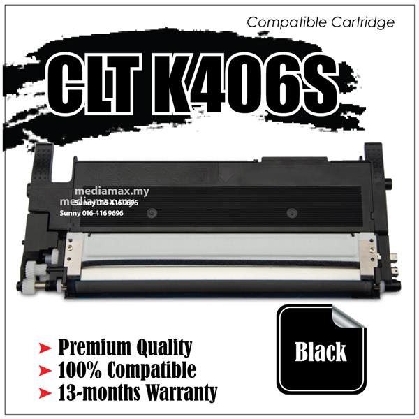 Compatible CLTK406 Black Color CLP-360 362 363 364 365 365W 367W 368