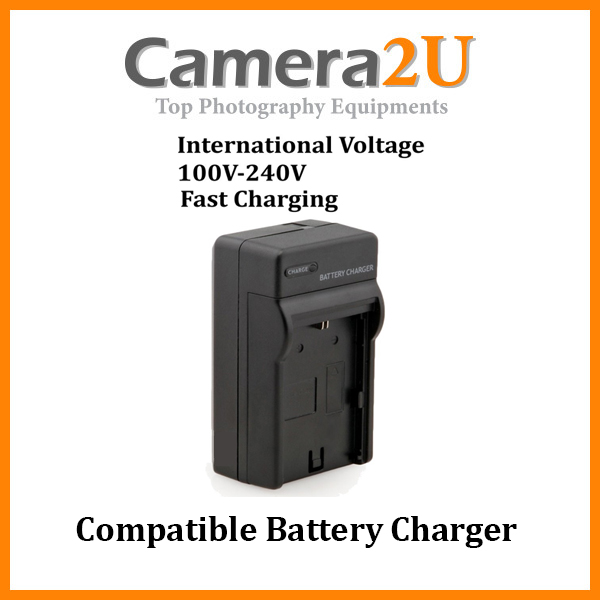 Compatible EN-EL9A EN-EL9 Battery Charger ENEL9 ENEL9A For Nikon D40