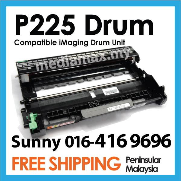 Compatible@Fuji Xerox DocuPrint P225d M225 P265 M265 d db dw Drum Unit