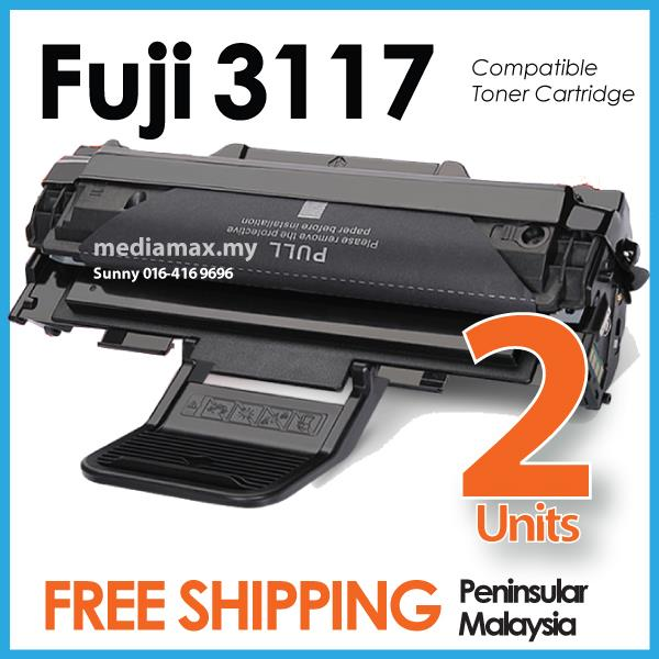 Compatible Fuji Xerox Phaser 3117 Laser toner Cartridge Black/CWAA0759