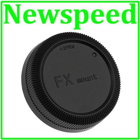 New Compatible Fujifilm XF Lens Rear Cap for Fuji X Digital Camera