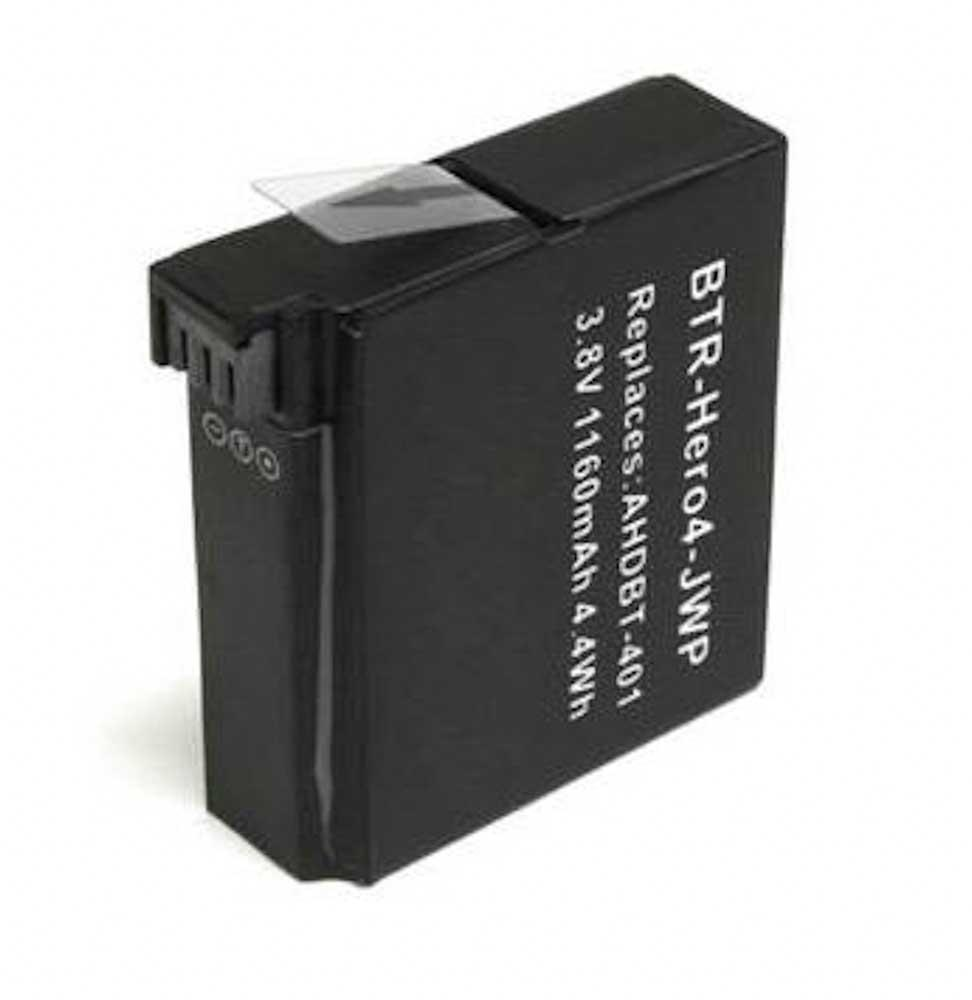 Compatible Gopro Hero 4 Battery 1160mAh