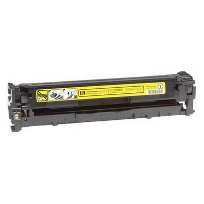 Compatible HP 128A - CE322A (Yellow) CP1525n, CP1525nw, CM1415fnw