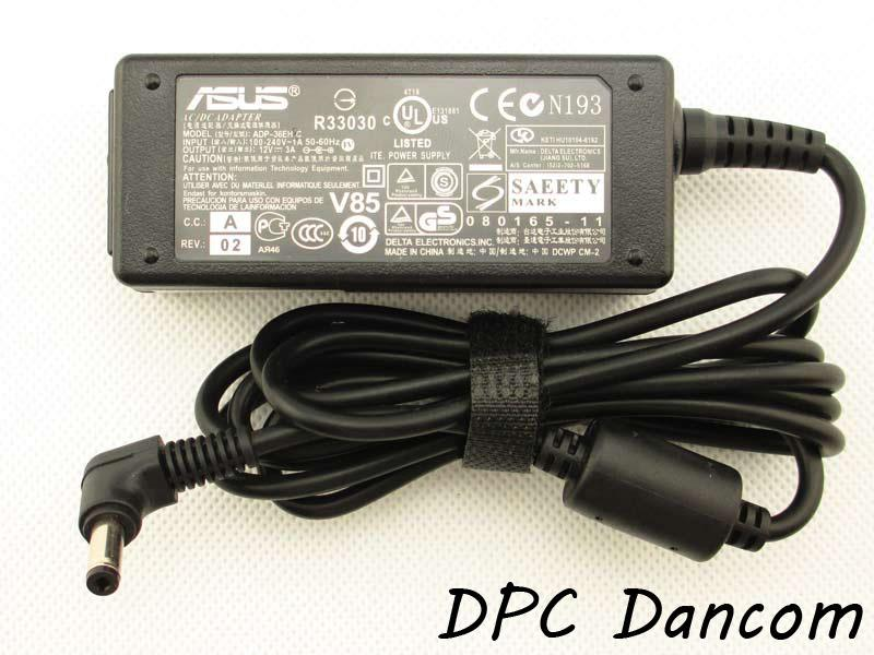 Compatible Laptop Adapter Charger Asus 12V 3A 36W 4.8x1.7mm