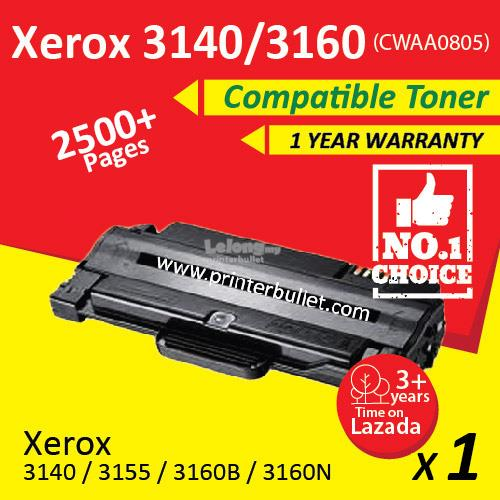 Compatible Laser Toner Cartridge Fuji Xerox Phaser 3160