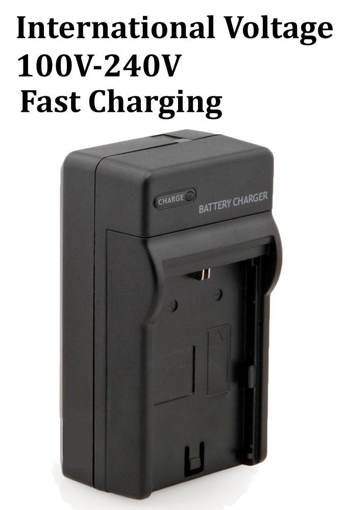 Compatible NB-13L Charger For Canon PowerShot G5X G7X G9X SX620 SX720