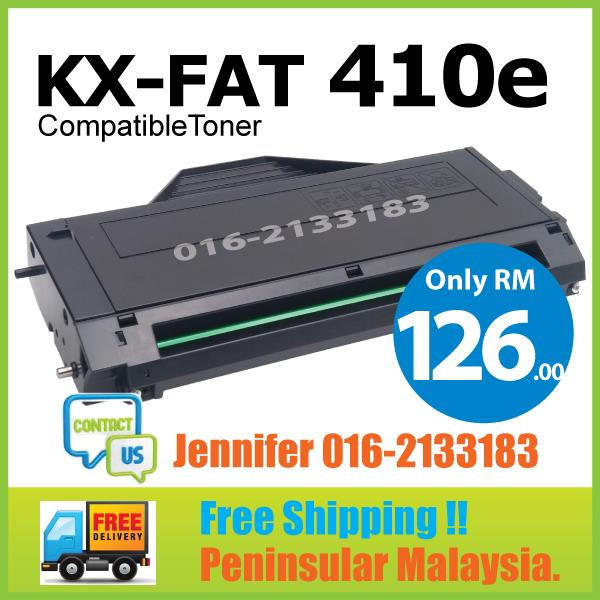 Compatible Panasonic KX-FAT 410E KXFAT 410 MB1500ML MB1520ML MB1507ML