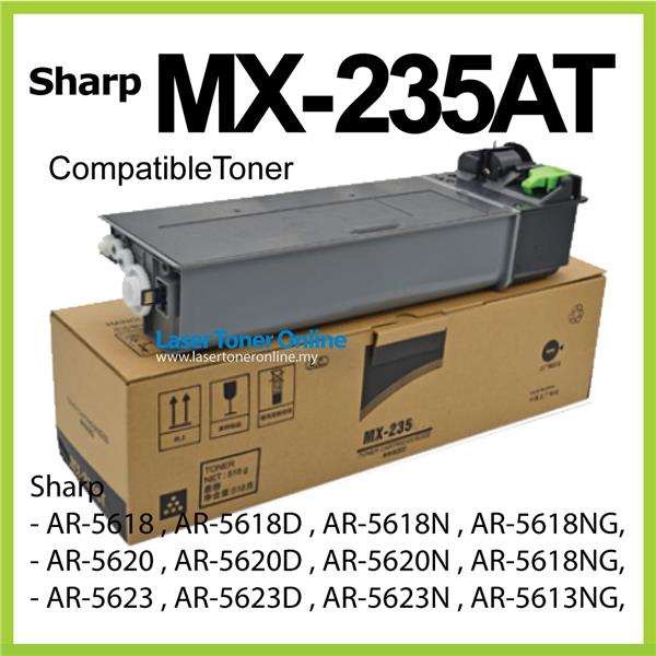 Compatible Sharp MX235AT MX235CT MX235 AR 5618 5618D 5618N 5620 5623D