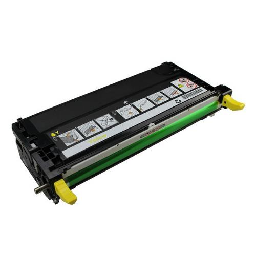 Compatible Xerox C2100, C3210DX (Yellow) CT350484, CT350488 (6K)