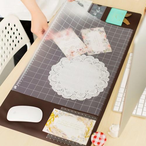 Computer Desk Mouse Mat Cute Desktop Pad