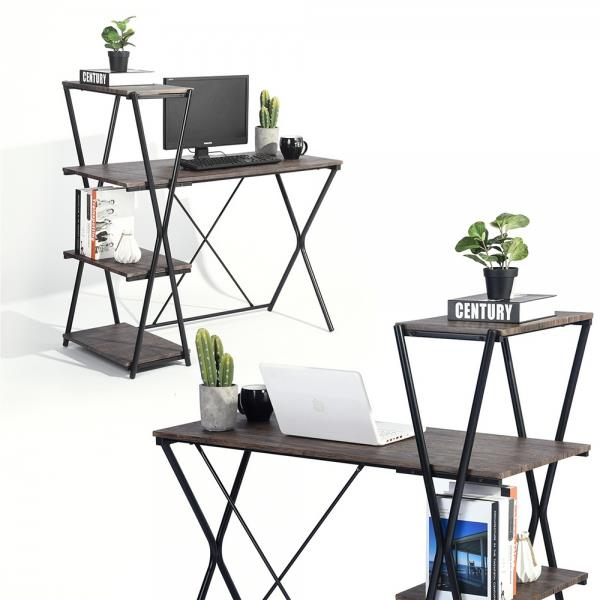 Computer/ Study Table - Grid (OF CC3089BK)