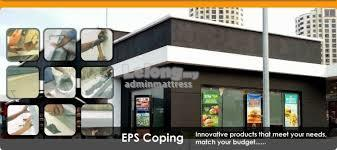 Concrete EPS FOAMcrete coping decoration cornice koping