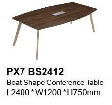 Conference Meeting Office Table 2400mm Length