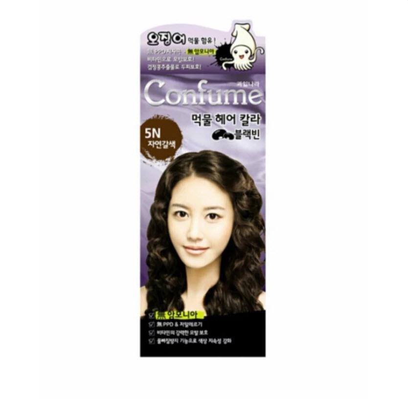 Confume Squid Ink Hair Color Dye 5 End 812019 1015 Am