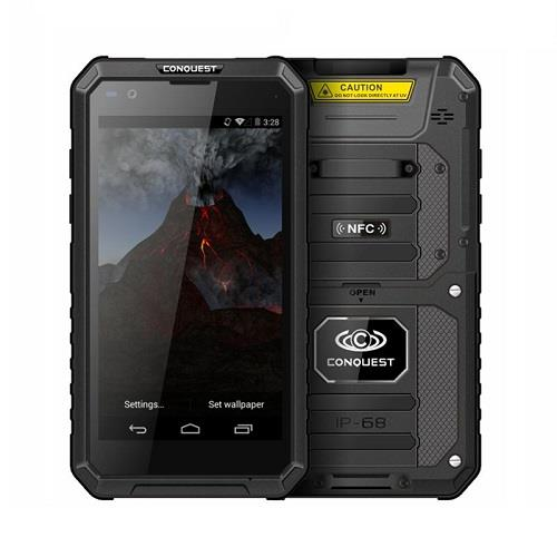 Conquest S10 Anroid Rugged Phone (WP-S10A) ★