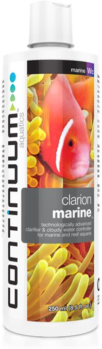 Continuum Clarion Marine 250ml (Clarifier & Cloudy Water Controller)