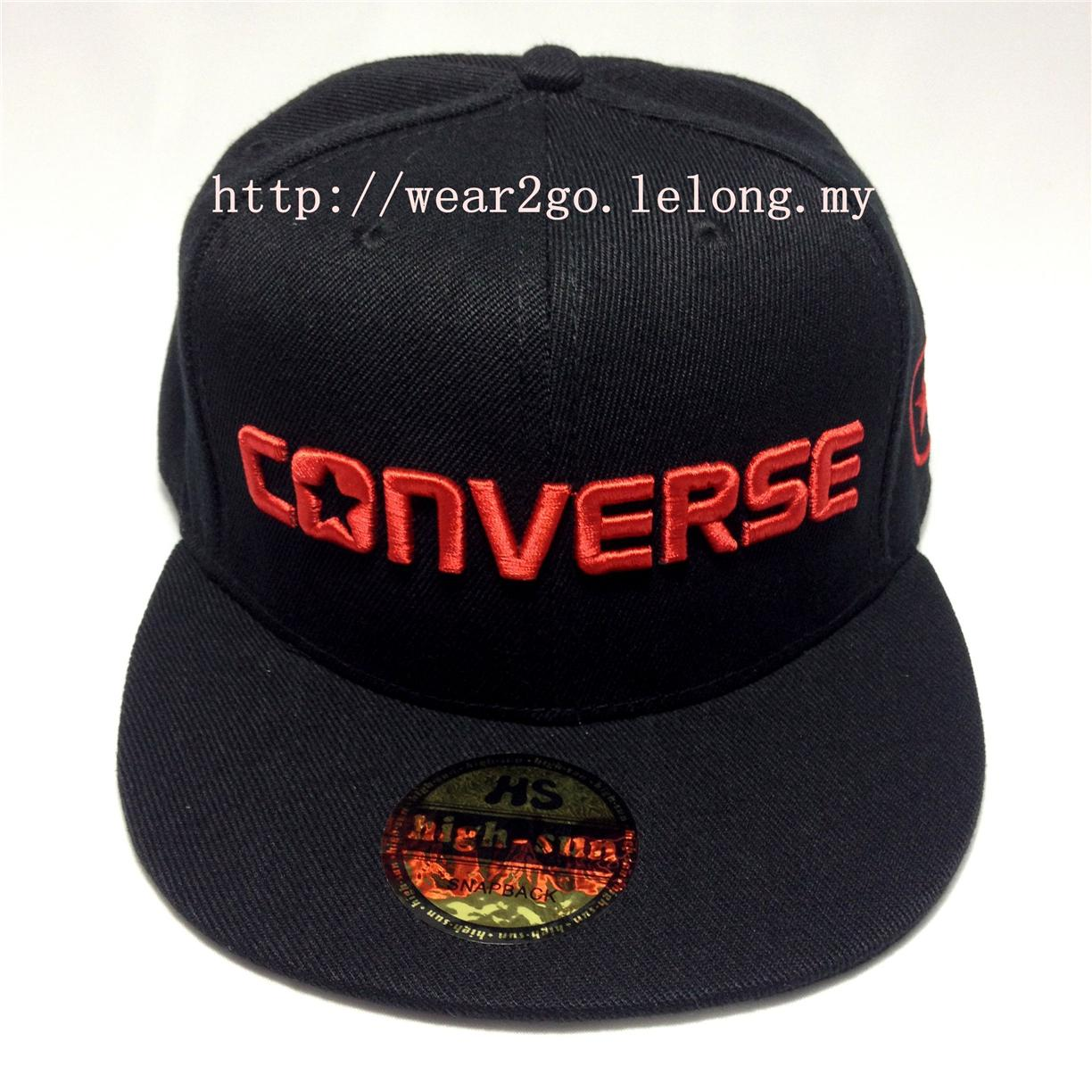 Converse (1) Snapback Cap in Black (end 5 22 2018 10 15 PM) 855dcb8252e