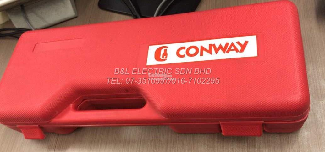 CONWAY CP 240 HYDRAULIC CRIMPING TOOLS