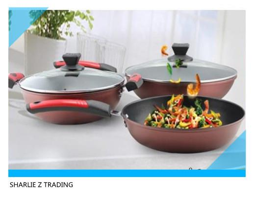 Cookware Non-Stick HIGH QUALITY HEAVY DUTY cookware frying pan