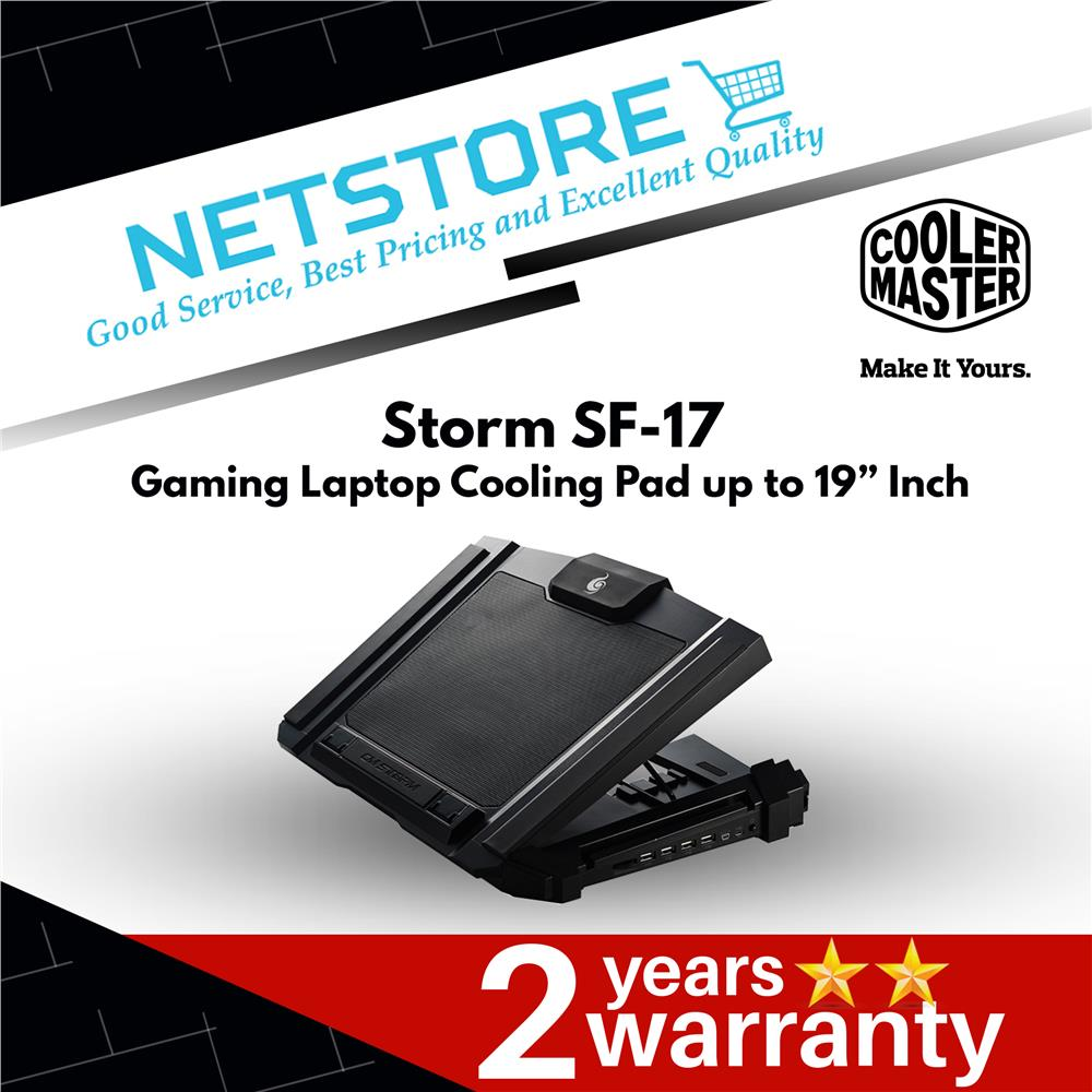 Cooler Master Cm Storm Sf 17 Gaming End 8 18 2020 3 15 Pm