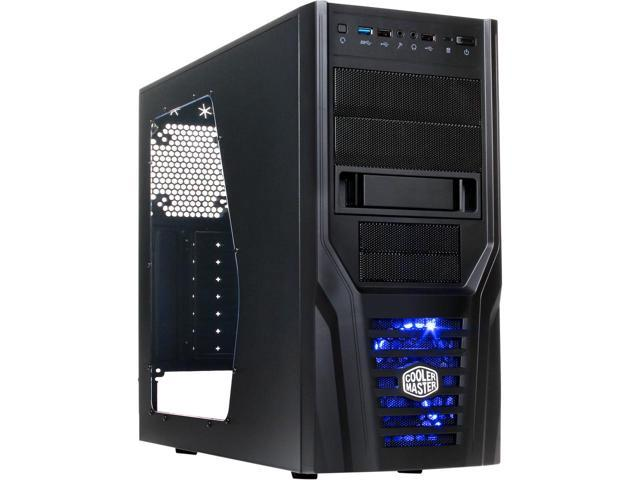Cooler Master Elite 431 Plus (USB 3.0) window Chassis (CM-RC-431P-KWN2