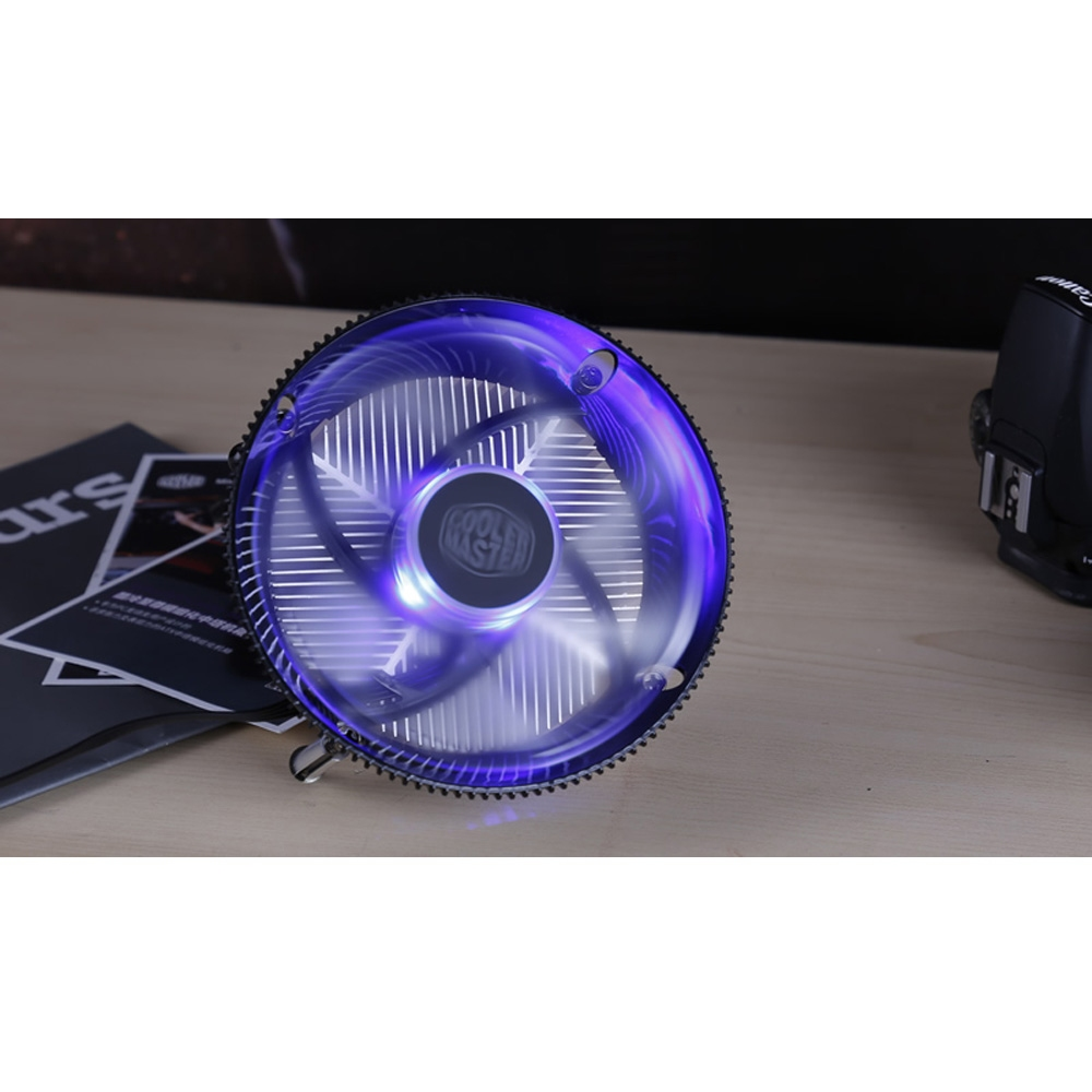 Cooler Master I70C Blue LED CPU Cooler (CM-RR-I70C-20PK-R1)