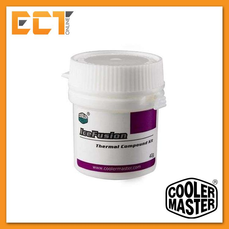 Cooler master thermal compound kit instructions