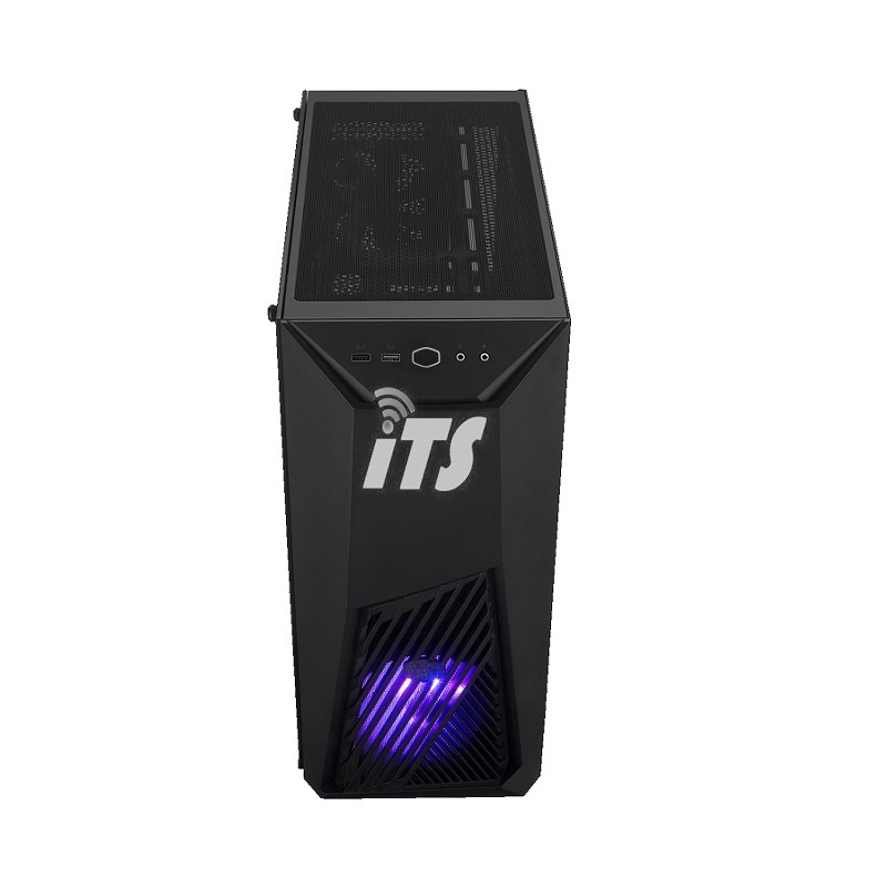 Cooler Master MasterBox K501L RGB Tempered Glass Chassis