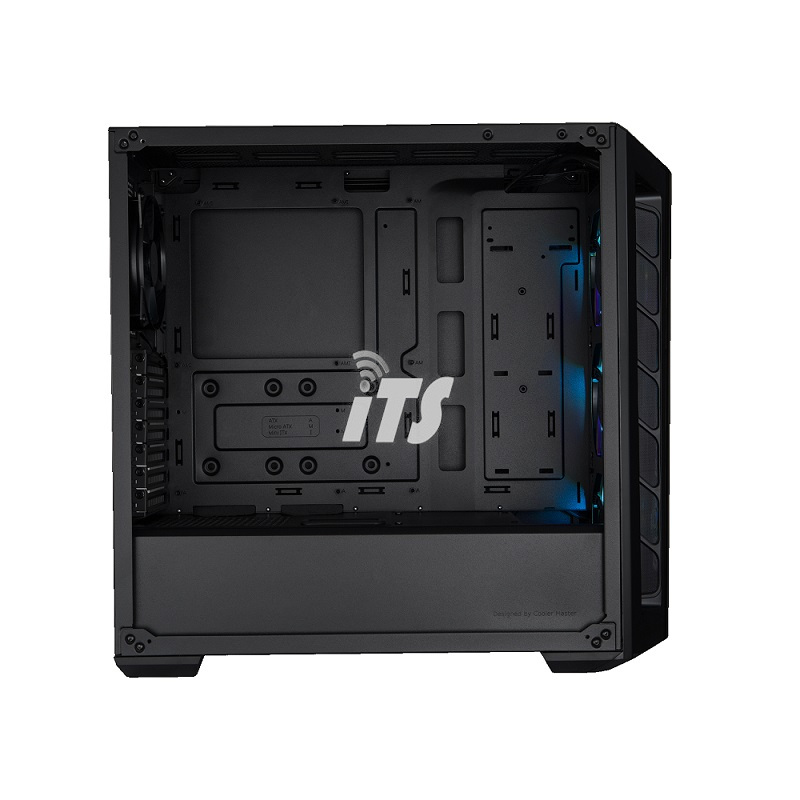 Cooler Master MasterBox MB520 ARGB Tempered Glass Chassis