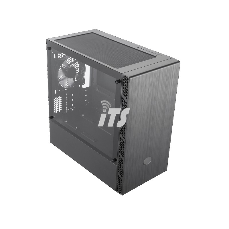 Cooler Master MasterBox NR400 Tempered Glass Chassis (Without ODD)