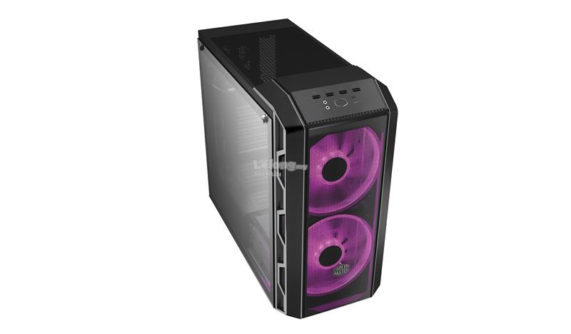 COOLER MASTER MASTERCASE H500 HAF ELEMENTS TG ATX CHASSIS