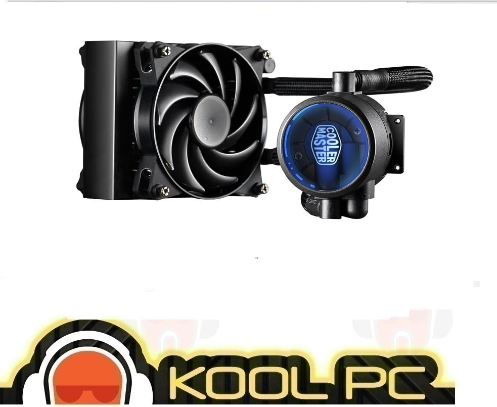 # Cooler Master MasterLiquid Pro 120 Water Cooling | CM Master Liquid