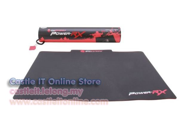 COOLER MASTER Mouse Pad Storm POWER-RX MAT (SGS-8000-KRSL1) BLACK