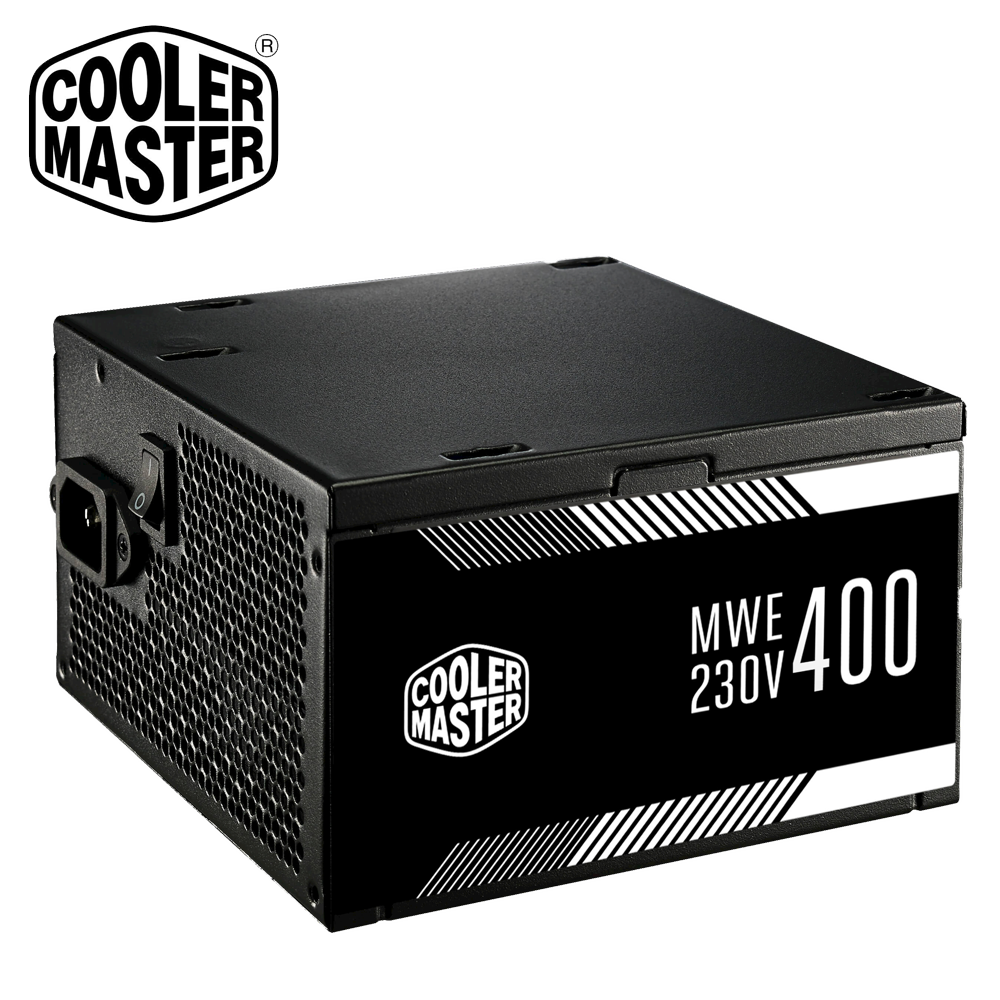 Cooler Master MWE 400 80 Plus Power Supply (MPW-4002-ACABW)