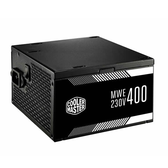 Cooler Master MWE 400W 80Plus Power Supply (MPW-4002-ACABW-UK)