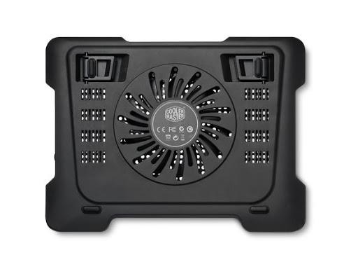 COOLER MASTER NOTEPAL X-LITE II PAD COOLER WITH HUB R9-NBC-XL2K-GP