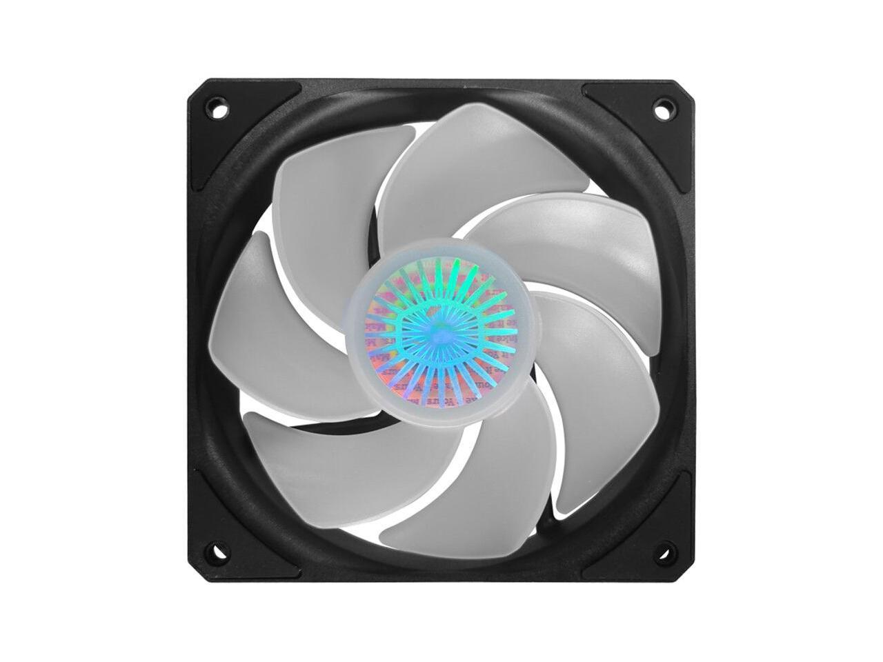 COOLER MASTER SICKLEFLOW 120 ARGB REVERSE EDITION 120mm CASING FAN
