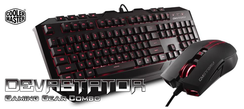 COOLER MASTER WIRED DEVASTATOR RED LED (SGB-3011-KKMF1-US) BLK?