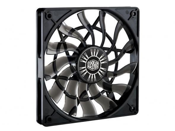 Cooler Master XtraFlo 120 Slim PWM Case Fan 15mm Up to 1600 RPM